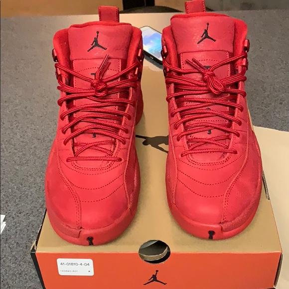 "more photos 57663 1196d Brand New Jordan retro 12's ""BULLS"" NWT"